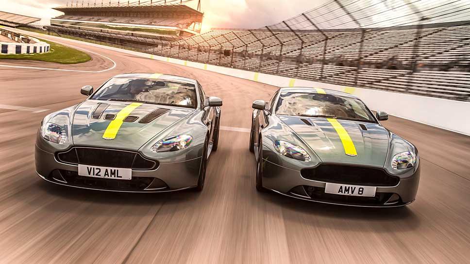 Aston Martin bringt den Vantage als AMR-Variante