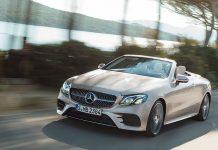 Das Mercedes E-Klasse Cabrio ist in Länge und Preis gewachsen