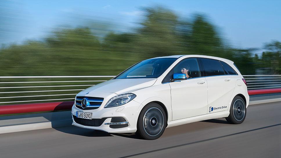 Mercedes stellt zum Herbst die Produktion des B 250e ein