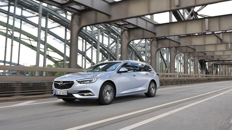 Opel Insignia Sports Tourer: Sag beim Abschied glanzvoll Servus