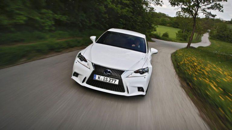 Lexus IS 300h F-Sport: Möchtegern-Sportler