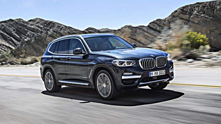 BMW präsentiert neue Generation des X3