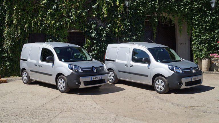 Renault Kangoo Z.E. 33: Länger durch die City
