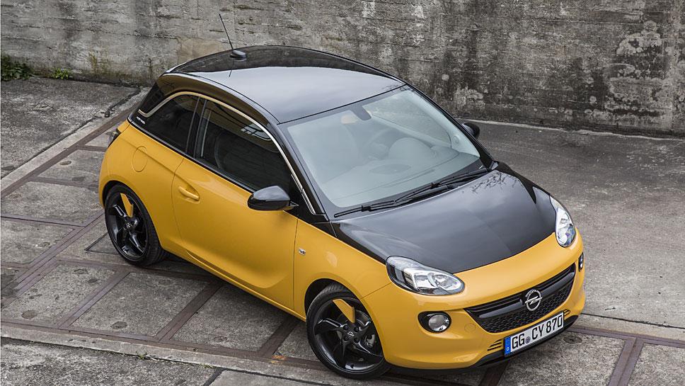 Der Opel Adam Black Jack kostet knapp 15.000 Euro