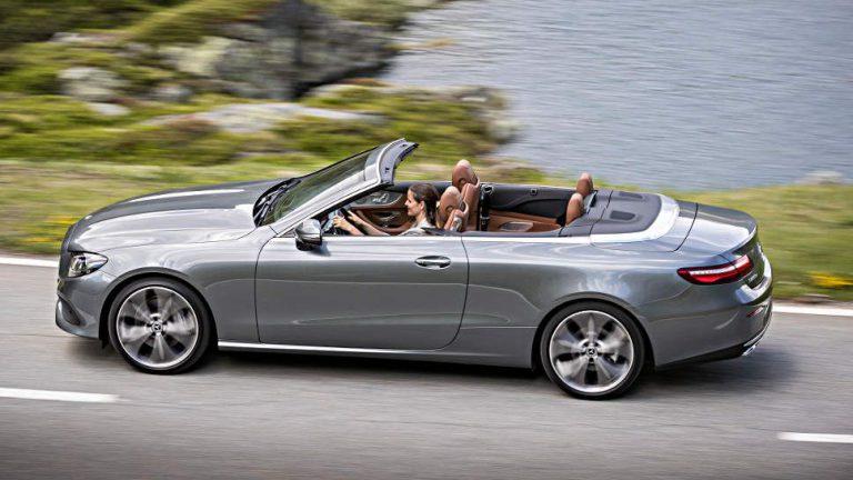 Mercedes E220d: Diesel und Cabrio in Harmonie vereint