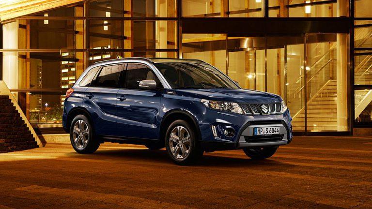 Suzuki Vitara Limited ganz unlimitiert