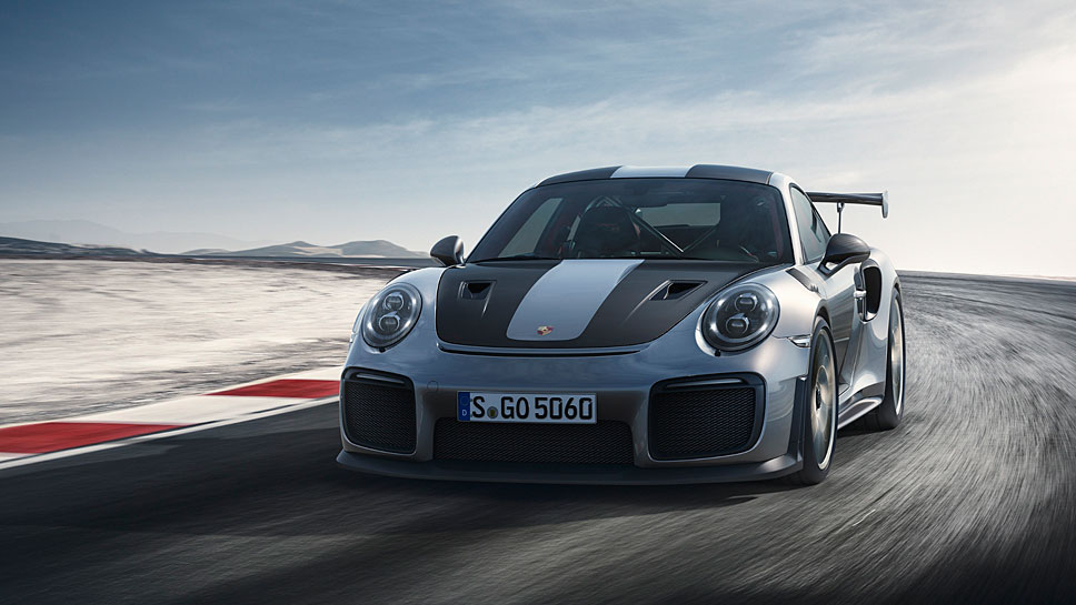 Der neue Porsche GT2 RS greift auf 700 PS zurück