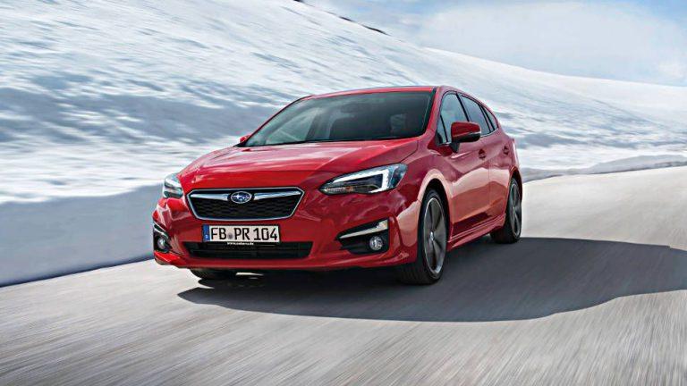 Neuer Subaru Impreza feiert Europapremiere auf IAA