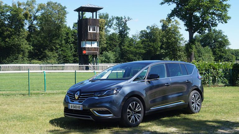 Renault Espace TCe 225: Krönung mit Hindernissen
