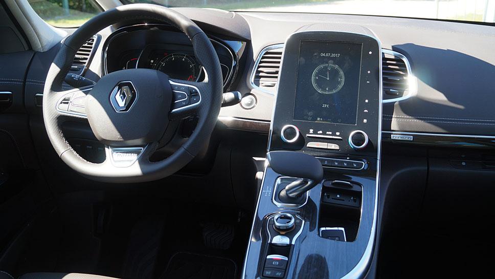 Renault verleiht dem Espace mehr Durchzugskraft