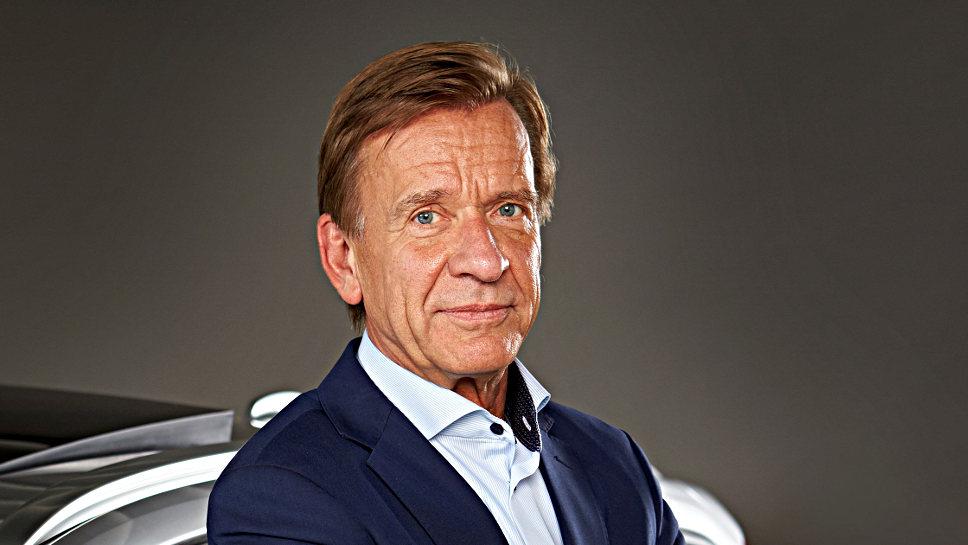 Volvo-Chef Hakan Samuelsson.
