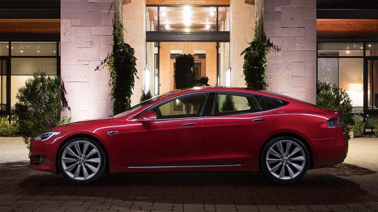 Tesla Model S enttäuscht im Crashtest