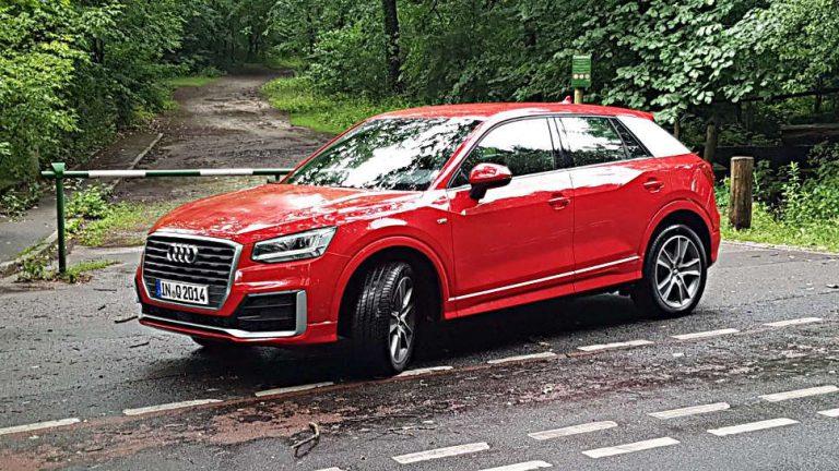 Audi Q2: SUV mit Zufriedenheitsgarantie