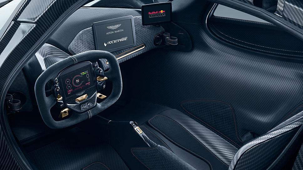 Der Aston Martin Valkyrie kommt 2019