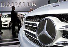 Auch Daimler steht unter Kartellverdacht.