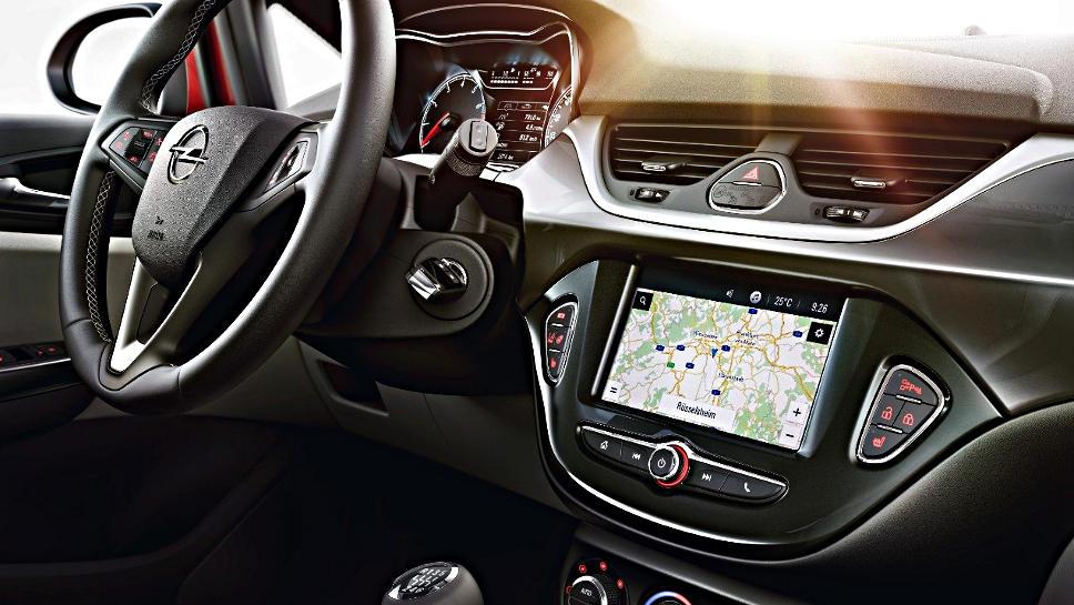 Intelli-Link bietet Opel nun auch für seine Kleinwagen an.
