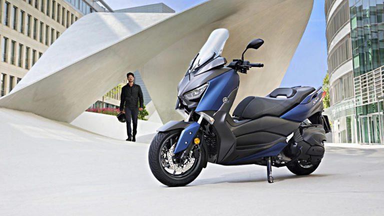 Yamaha X-Max 400: Aufgerüstet auf Kundenfang