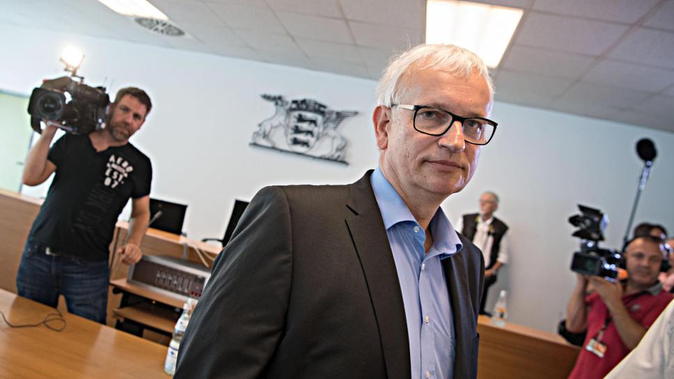 DUH-Chef Jürgen Resch erhöht den Druck auf die Städte.