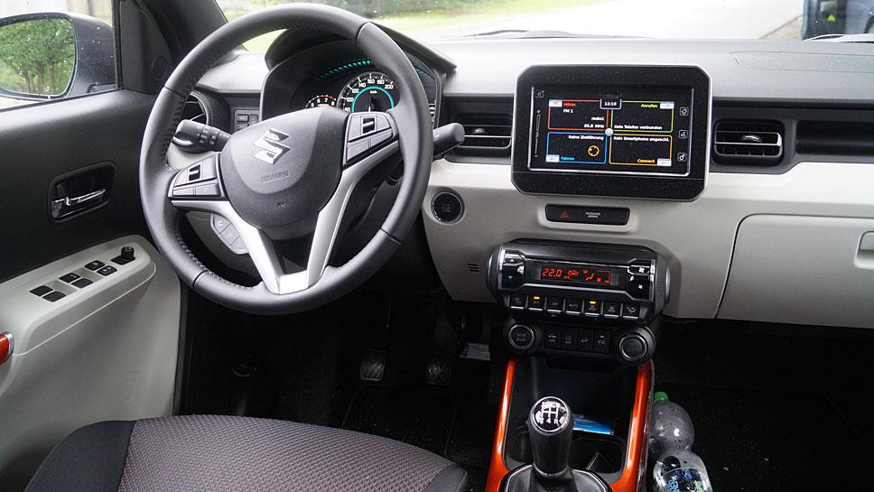 Der Suzuki Ignis Sticht Aus Menge Heraus