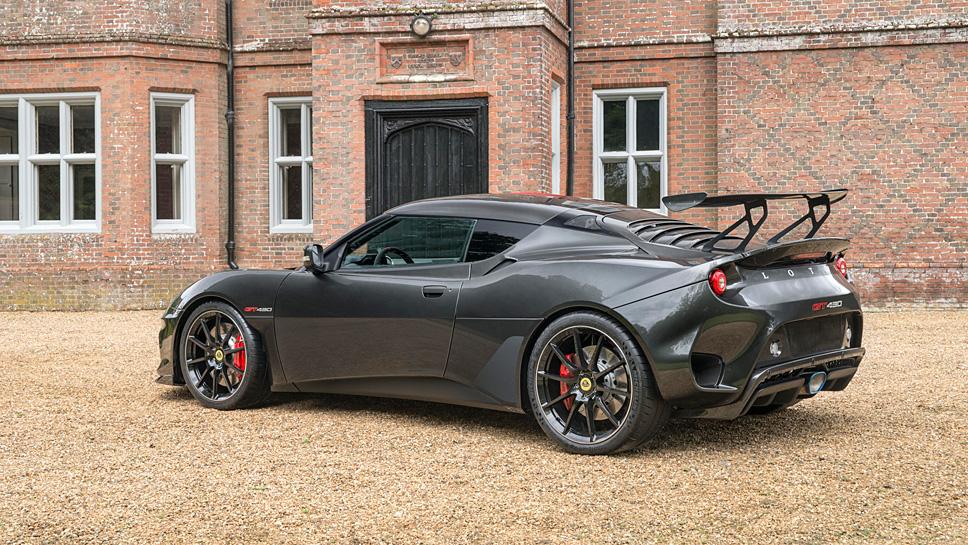 Der Lotus Evora GT430 ist der stärkste Lotus aller Zeiten