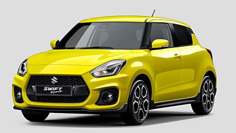 Neuer Suzuki  Swift kommt als Sportversion