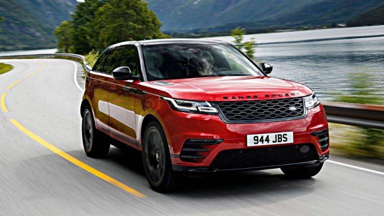 Range Rover Velar: Sportlichkeit als große Stärke