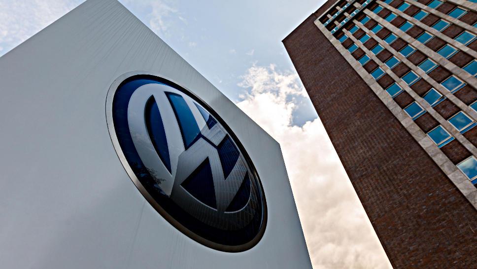 VW-Zentrale in Wolfsburg.