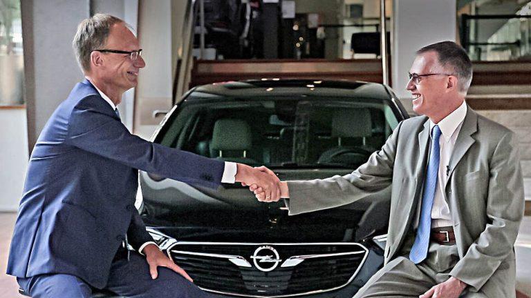 PSA-Chef Tavares: Opel bleibt deutsch