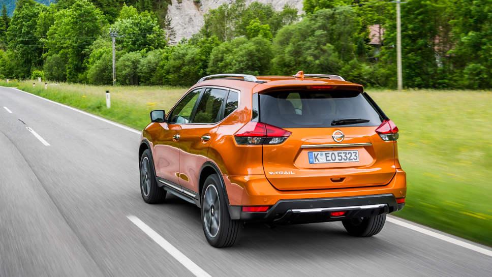 Der Nissan X-Trail