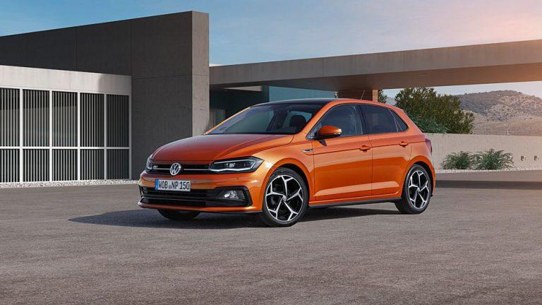 Viel Auswahlmöglichkeiten beim neuen VW Polo