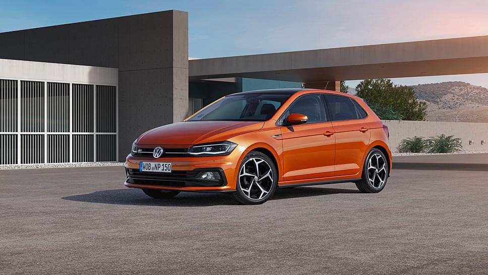 Der neue VW Polo ist ab sofort bestellbar
