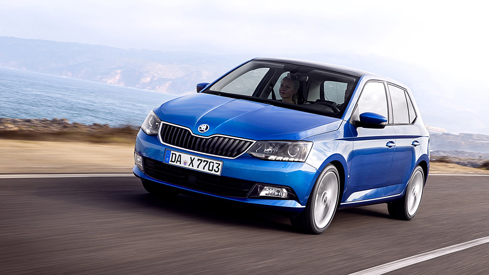Skoda hat dem Fabia nun auch den Dreizylinder-Turbo spendiert