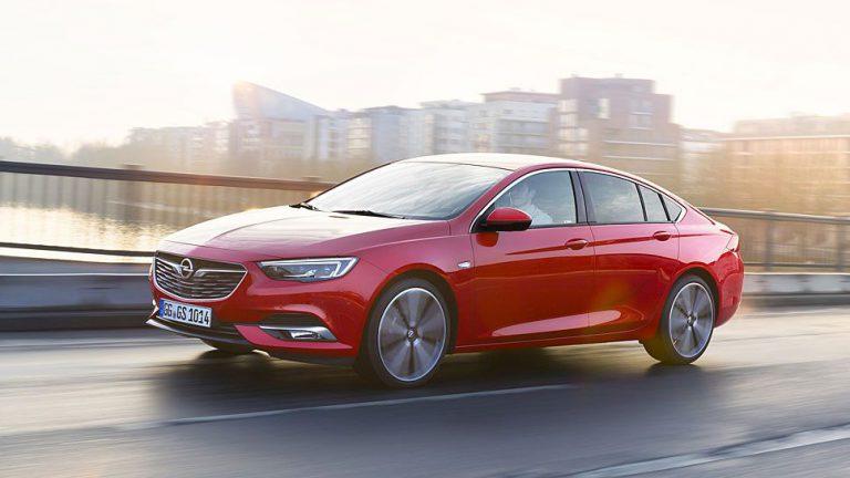 Opel Insignia Grand Sport: Neue Aura als Wohlfühlauto