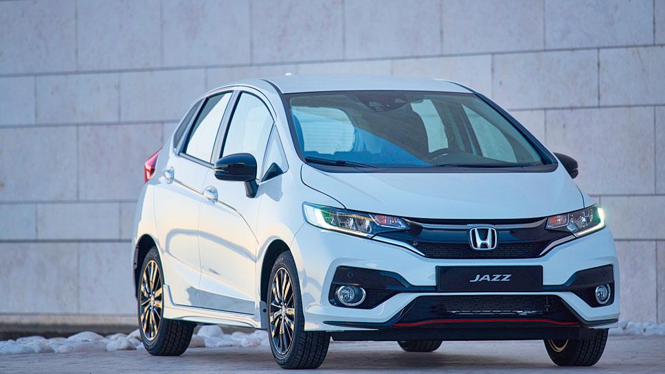 Honda hat den Jazz neu aufgelegt