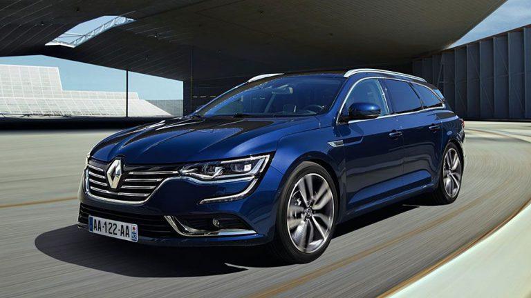 Renault Talisman Grandtour: Mehr als ein Wortspiel