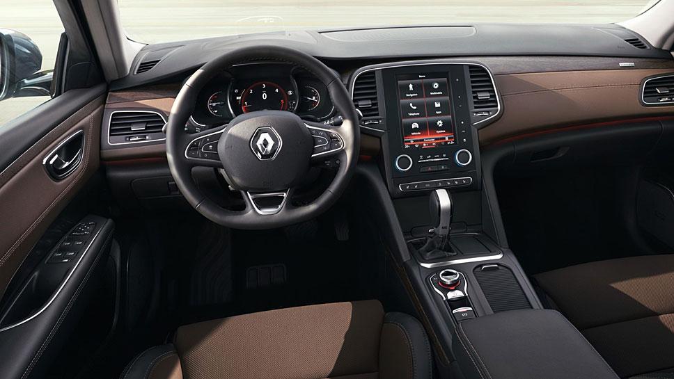 Der Renault Talisman Grandtour ist sehr elegant ausgefallen