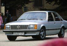 Der Opel Senator folgte auf Kapitän, Admiral und Diplomat