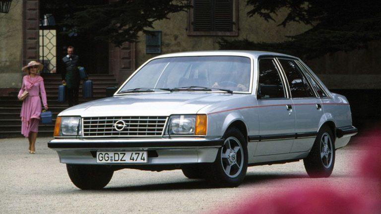Opel Senator rockt die Oberklasse