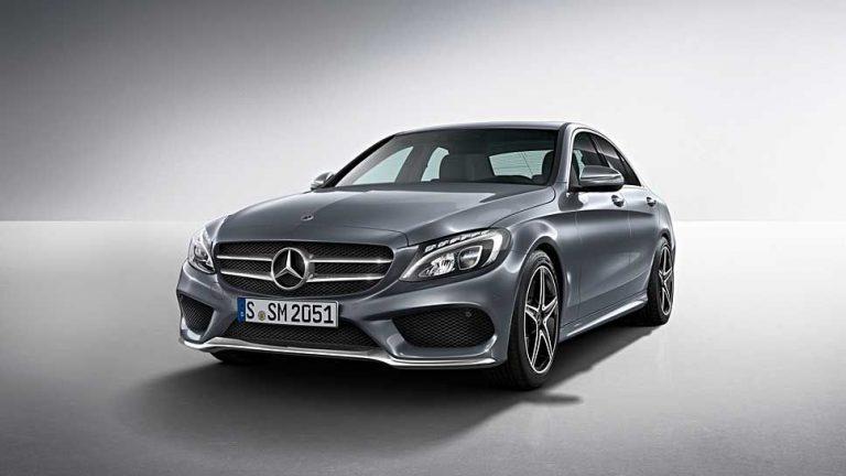 Mercedes möbelt die C-Klasse auf