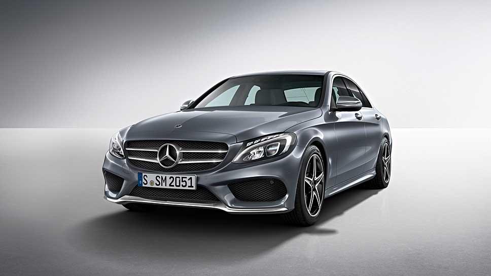 Von der Mercedes C-Klasse gibt es ein neues Sondermodell