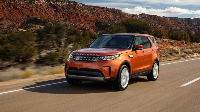 Land Rover Discovery: Harter Kerl unter Weichspülern