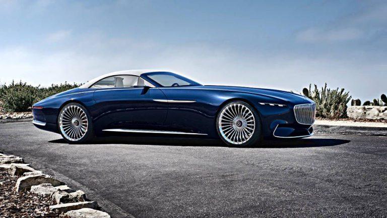 Mercedes-Maybach Vision 6: Der entzückt sogar die Superreichen