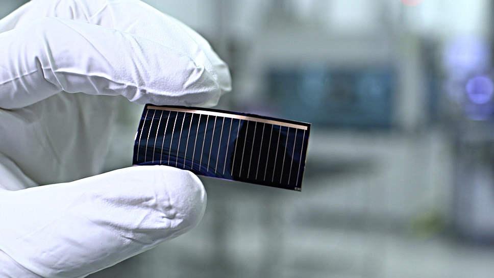 Audi setzt auf Solarzellen für seine E-Autos.