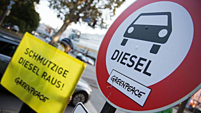 Diesel-Fahrverbote bleiben in 70 Städten möglich