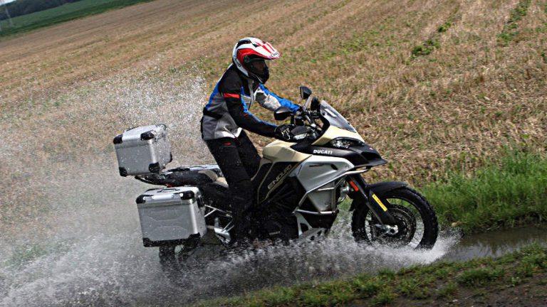 Ducati Multistrada Enduro Pro: Gemacht für Weltreisende