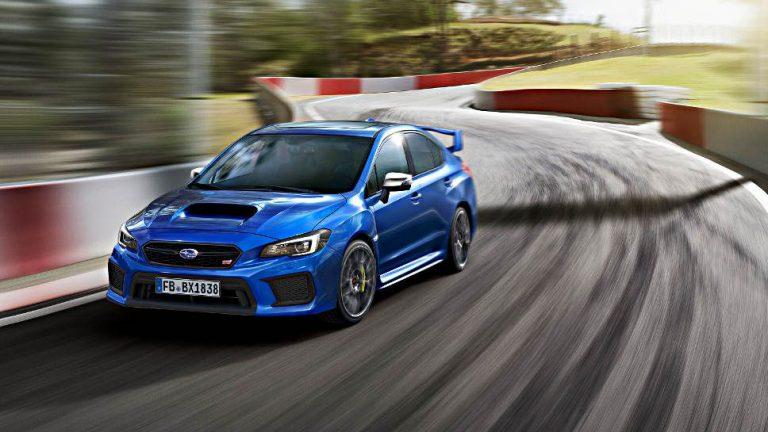 Subaru WRX STi: Auffrischung für den Kultsportler