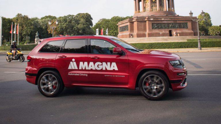 Magna Max4: «Auf einer Reise in eine neue Welt»