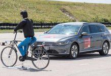 Bosch kümmert sich um die Sicherheit von Fahrradfahrern