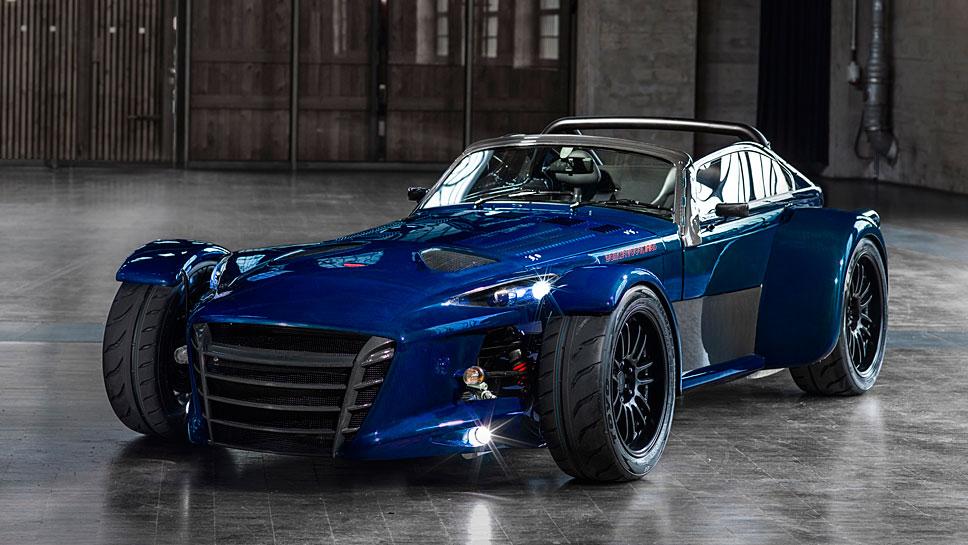 Donkervoort legt eine Mini-Serie des D8 GTO-RS auf