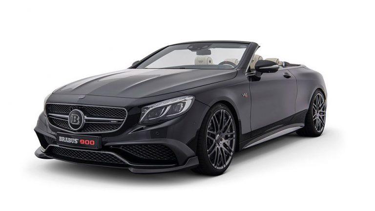 Brabus verwandelt Mercedes-AMG S 65 in offene Rakete